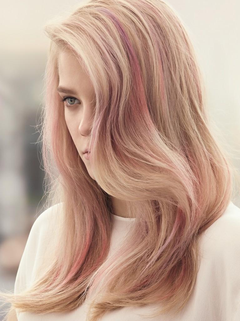 Color Touch Trendlook Pastellfarbene Akzente Im Haar Ryf Coiffeur