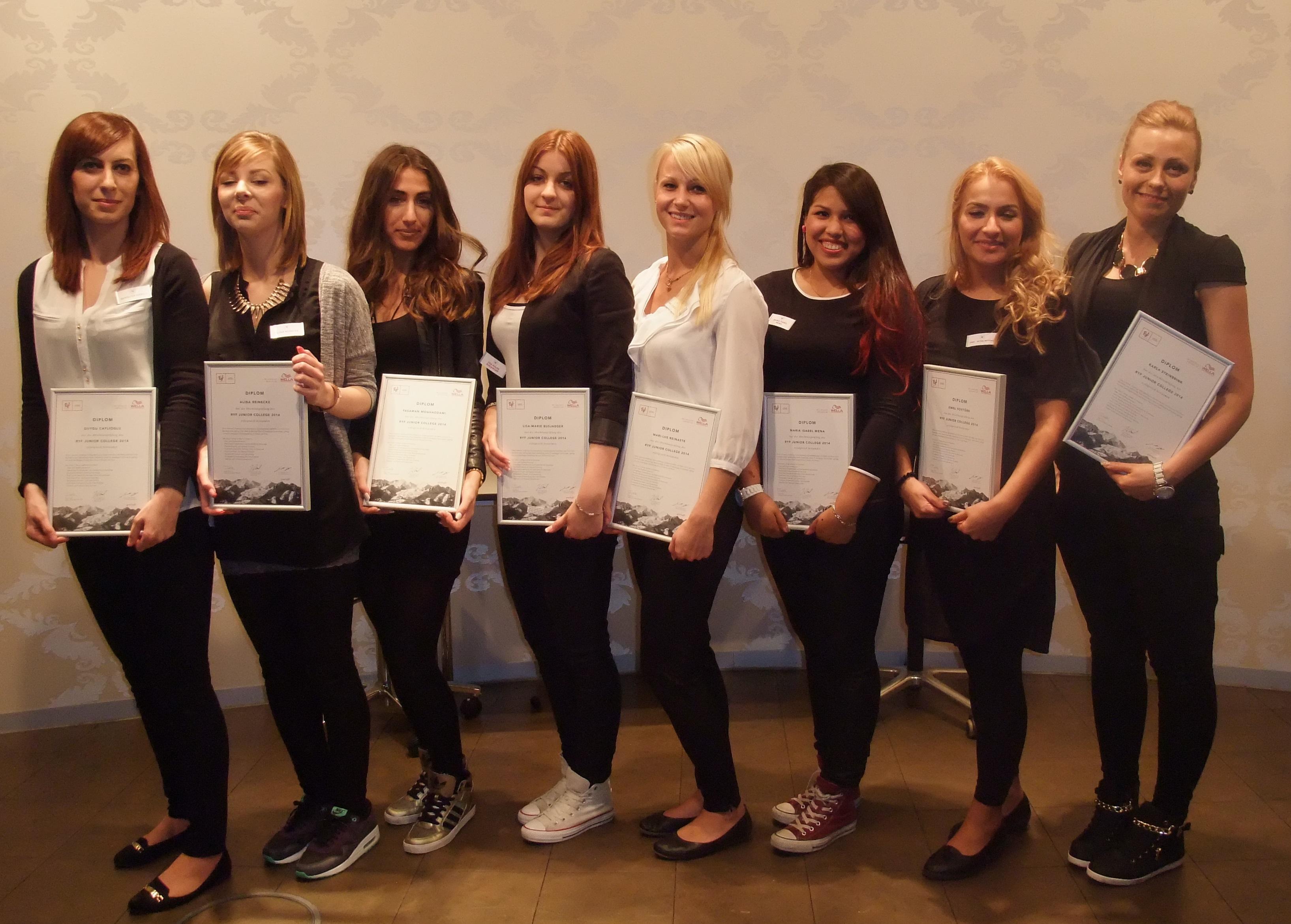 Ausgezeichnet Ryf Ist Bester Ausbildungsbetrieb 2015 Ryf Coiffeur